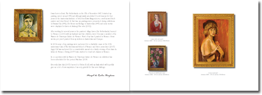 Download Margot de Ruiter-Hooykaas's painting catalogue
